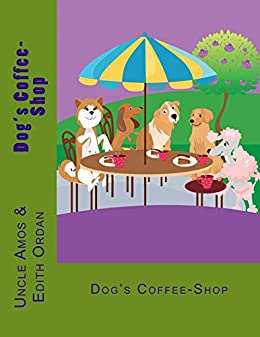 Dogs Coffee Shop Preschool collection collection ebook product image