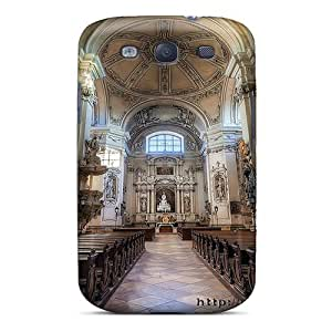 For Galaxy S3 Case - Protective Case For Living Poet Case