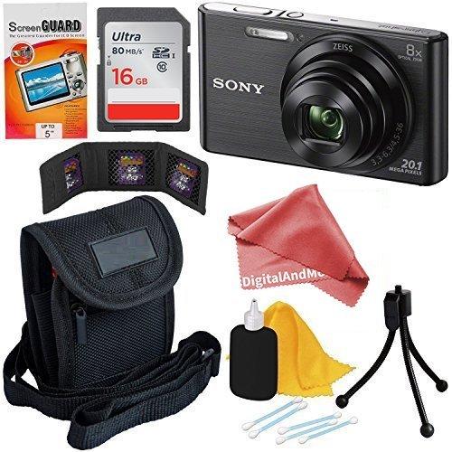 Sony Cyber-shot DSC-W830 20.1 MP Digital Camera with 8x Opti