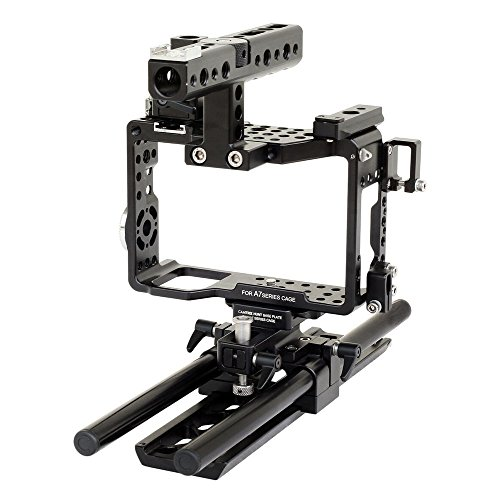 CAMTREE Hunt Handheld Camera Cage for sony A7 / A7S / A7S II / A7R / A7R II (CH-A7-HC) by Camtree