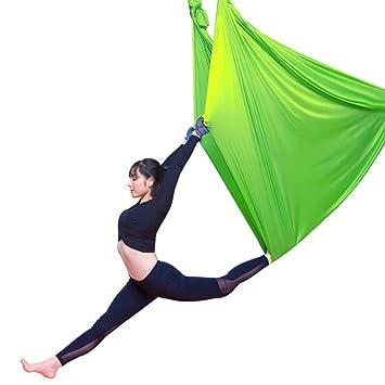 BAIJ Columpio Aéreo De Yoga Set, Hamaca de Yoga aérea ...
