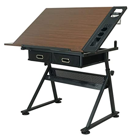 mesa plegable ZZHF Giratoria - Levantamiento Mesa de Dibujo ...