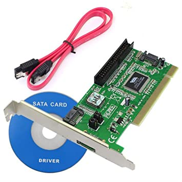 VIA 6421 SATA CARD DRIVERS FOR PC