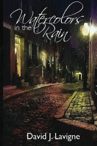 Watercolors in the Rain (Whitechapel in Red) (Volume 1)