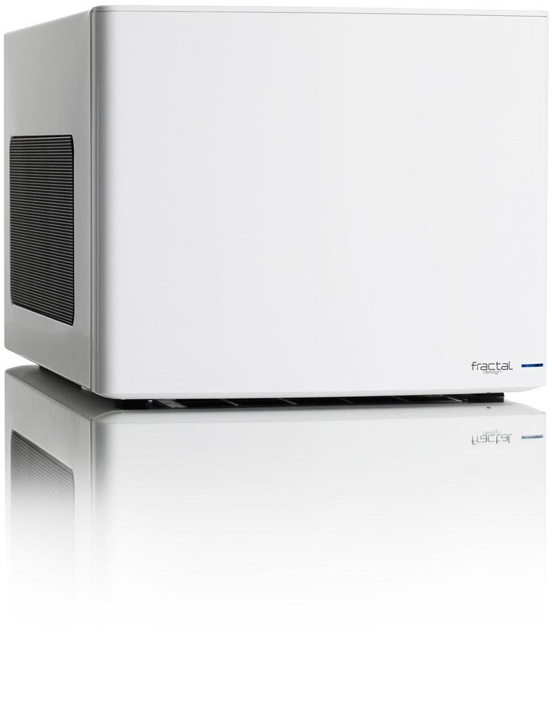 Fractal Design Node 304 - Caja de ordenador de sobremesa (3.5 mm, 2 x USB 3.0), blanco: Amazon.es: Informática