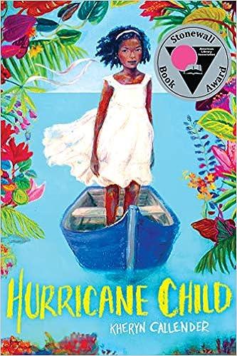 cover image, Hurricane Child