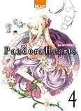 Pandora Hearts Vol.4