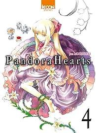 Pandora Hearts, Tome 4 par Jun Mochizuki