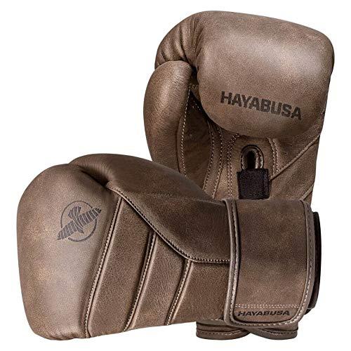 Hayabusa T3 Kanpeki Boxhandschuhe braun Gewicht 12 Oz
