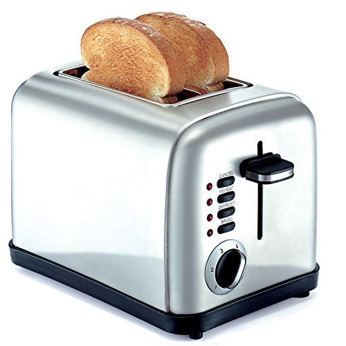 Amazon BELLA 2 Slice Toaster Toast Just How You Like It