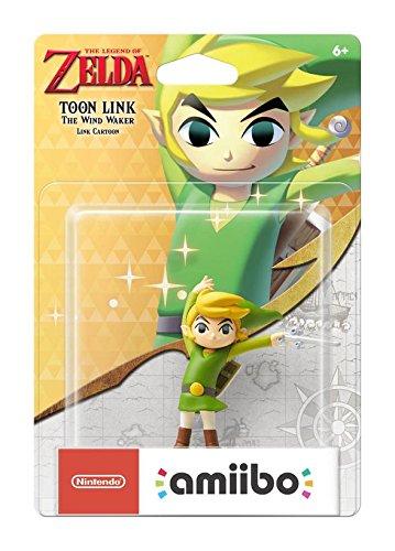 Toon Link The Wind Waker Legend Of Zelda (Nintendo Toon Link Amiibo)