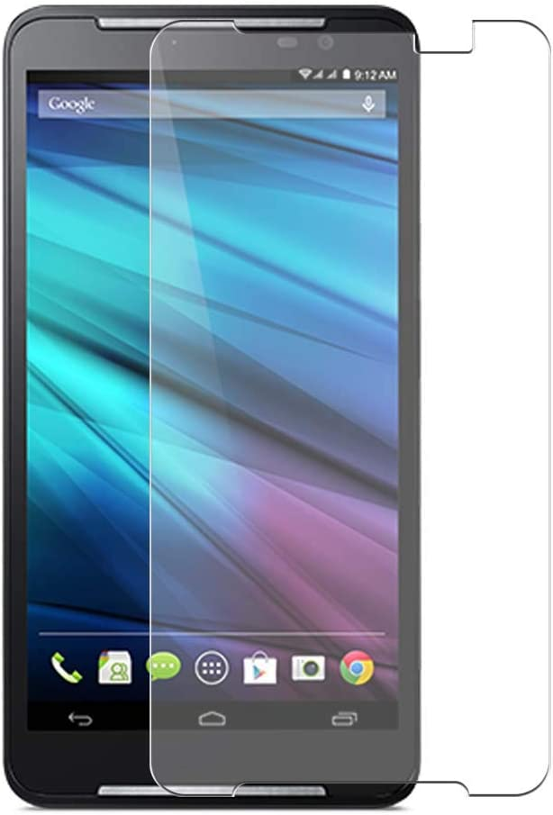 Puccy Privacy Screen Protector Film, Compatible with acer iconia Talk S A1-724 7