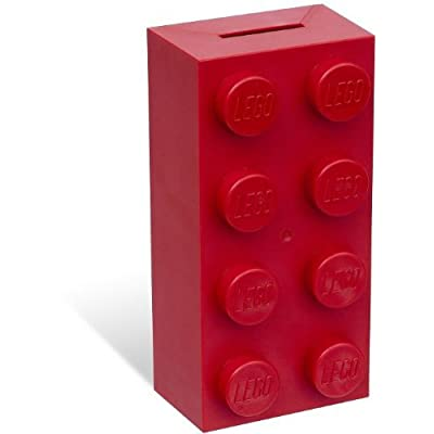 LEGO 2x4 Brick Coin Bank