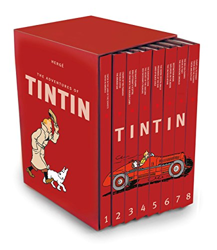 - Adventures of Tintin Complete Set (The Adventures of Tintin - Compact Editions)