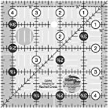 "Creative Grid 4.5"" Square Quilting Ruler Template CGR4"