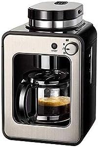 LKNJLL Coffee Maker,Single Serve K-Cup Pod Coffee Brewer,6 To 12 Oz.Filter Anti-Drip System Espresso Coffee Maker Household Small Automatic Smart Insulation