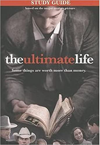 Book The Ultimate Life, Study Guide: Some Things Are Worth More Than Money
