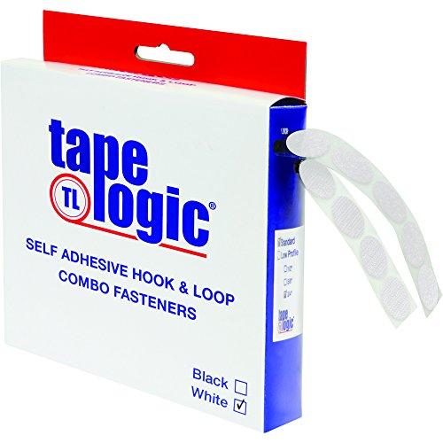 Tape Logic Rubber Based Dot Roll Combo Pack, 1/2