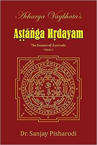 ashtanga hridayam book