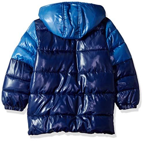 iXtreme Boys Buffalo Check Puffer Jacket