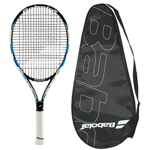 Babolat Pure Drive 25 Tennis Racquet – Strung with Cover