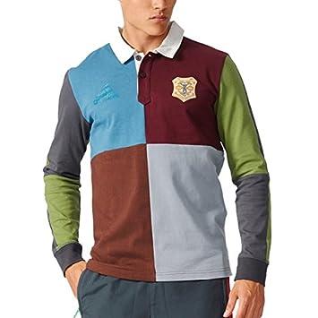 adidas Hq 150 Jsy - Camiseta de manga corta para hombre, color azul: Amazon.es: Deportes y aire libre