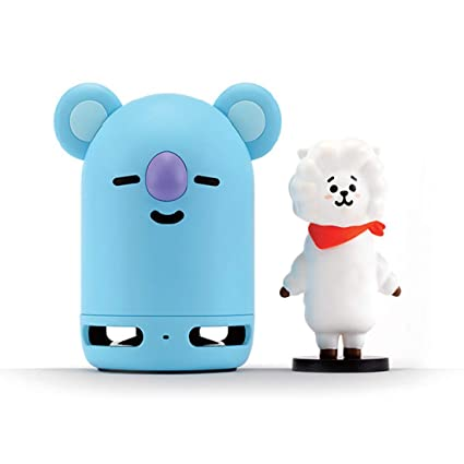 b736036d2e4 Amazon.com: BT21 Official BTS Friends Duo Bluetooth Stereo Portable Speaker  & Figure Set for Home, Outdoors, Travel (Speaker KOYA + Figure RJ): Home  Audio & ...