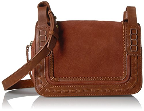 Lucky Wess Crossbody, Rye by Lucky Brand