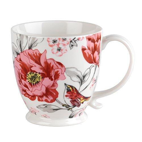Cambridge CM05447 Kensington Olivia Bright Fine China Mug