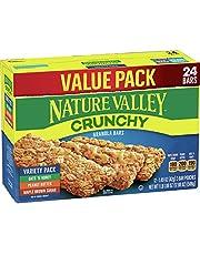 Nature Valley Crunchy Granola Bar Variety Pack, 24 Bars, 17.88 oz
