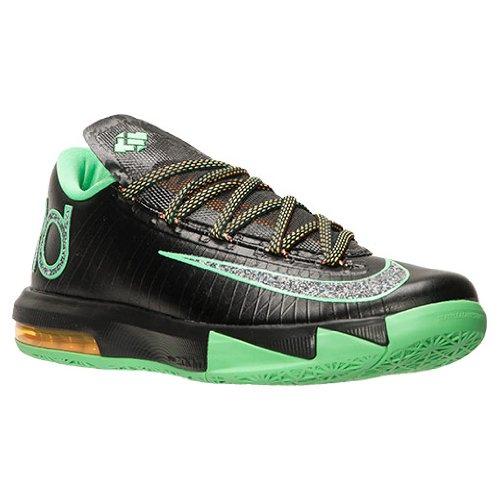 best loved ab69b 8ada3 Nike KD VI  Brazil  Men Shoes Black Lt Lucid Green Atomic Mango Multi Color  599424-093 (SIZE  8.5) - Buy Online in UAE.   Apparel Products in the UAE -  See ...