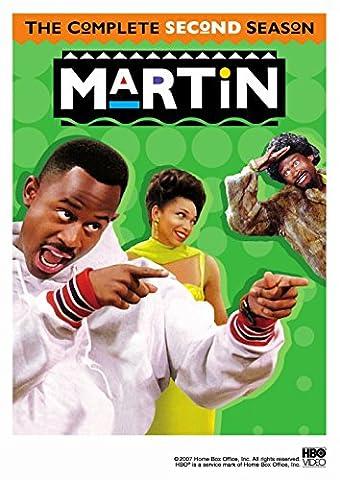 Martin: Season 2 (Martin Lawrence Comedy Dvd)