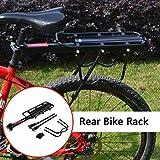 A7D8F9 Rear Bike Rack Bicycle Cargo Rack,Bicycle