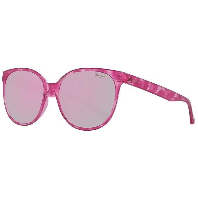 Pepe Jeans PJ7289C455 Gafas de sol, Pink, 55 para Mujer ...