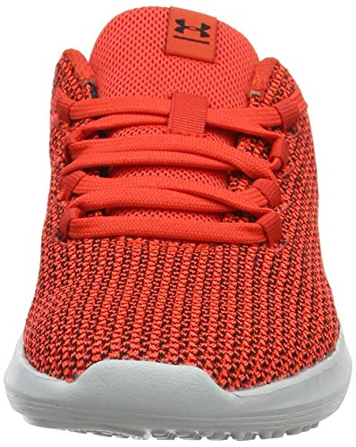 Compétition Femme Chaussures Ua Armour Rouge black Ripple radio Running Red De Under W qa0wW8