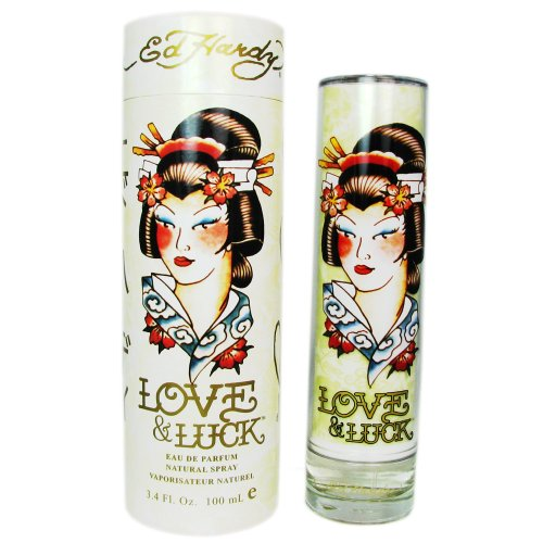 Love&Luck/Christian Audigier Edp Spray 3.4 Oz (W) (Edp Christian 3.4 Audigier)