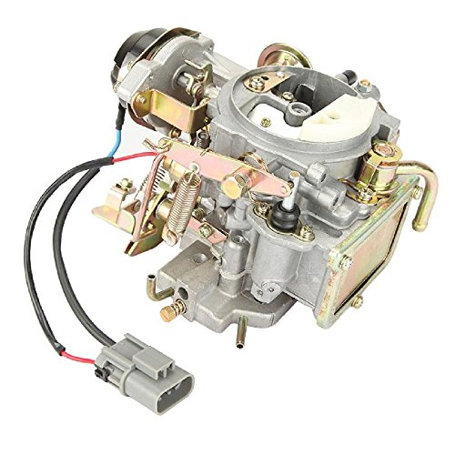 1983 Nissan Pickup - ALAVENTE Carter Carburetor for Nissan 720 pickup 2.4L Z24 engine 1983 1984 1985 1986- Automatic choke (OE:16010-21G61)