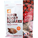 Dogswell Chicken with Cranberry Super Boost Squares, 5oz