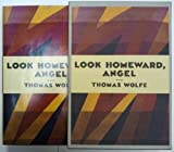 Look Homeward Angel [ Facsimile First Edition Published by First Edition Library ]