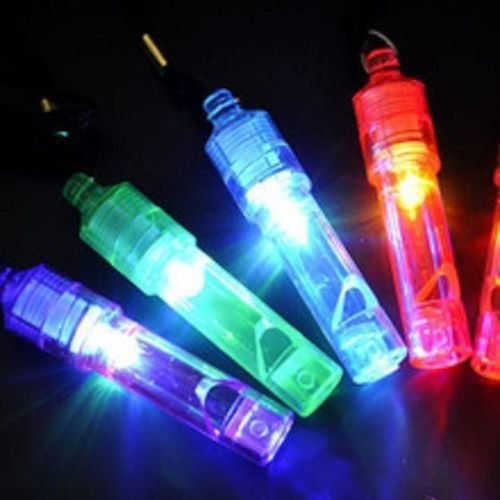 Glow In The Dark Whistles - 8