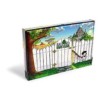 Amazon com: Backyard Kids Club Kit - in The Wild VBS by