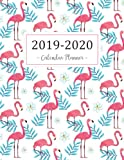 img - for 2019-2020 Calendar Planner: 2019 - 2020 Two Year Calendar Planner | Daily Weekly And Monthly For Academic Agenda Schedule Organizer Logbook and ... 2020 Daily Weekly Monthly Planner) (Volume 1) book / textbook / text book