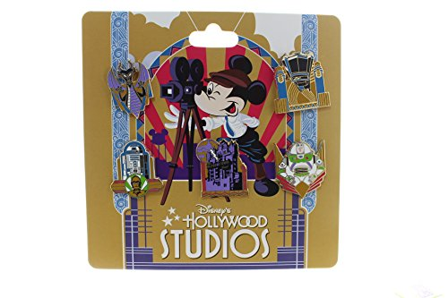 - Disney Hollywood Studios Pin Set 2016