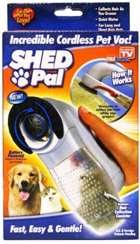 Shed Pal Cordless Pet Vac - 5