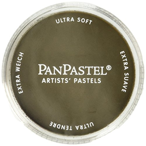 PanPastel Ultra Soft Artist Pastel, Raw Umber Shade (Raw Umber Light)