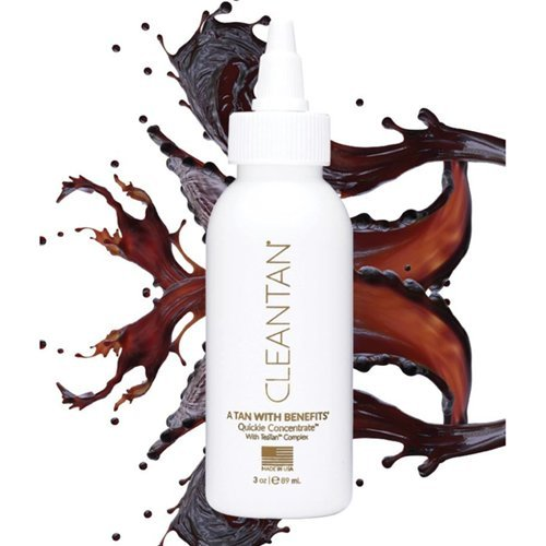 CLEANTAN self-tanning concentrate, natural bronze color that lasts like a spray tan, add to any lotion, serum or oil for a dream tanLAUNCH SPECIAL by CLEANTAN (Image #9)