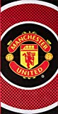 Manchester United Bullseye Beach Towel