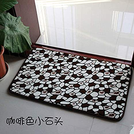 Amazon.com : Abdul. Modern Floor Carpet Kitchen Bath Mat ...