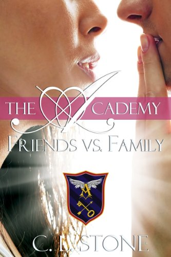 Friends vs Family Ghost Academy ebook product image