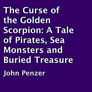 The Curse of the Golden Scorpion Audiobook